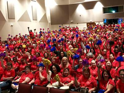 Meet Florida School Nutrition Hurricane Survivors