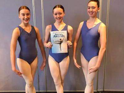 ISTD SENIOR BALLET AWARDS