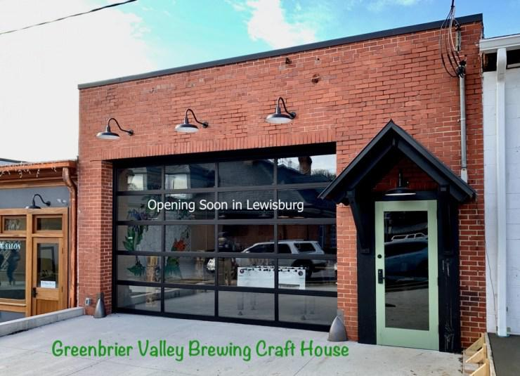 Greenbrier Valley Brewing Craft House