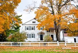 5 Reasons to House Hunt This Fall