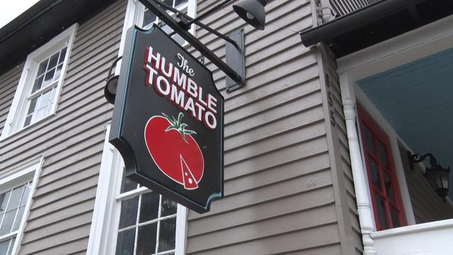 A fresh new feel (AND TASTE) to one of Lewisburg's oldestbuildings