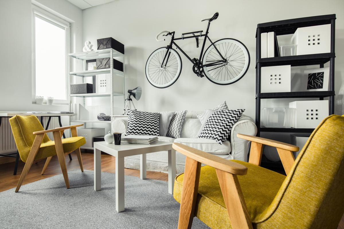 3 Design Tricks to Make Your Small Space Feel Big