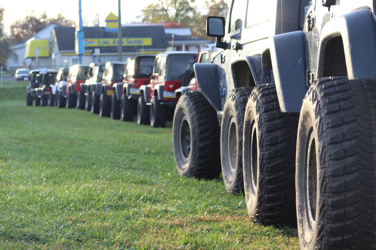 6th Annual Greenbrier Valley Jeep Jamboree