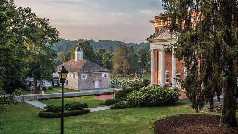 Charming Mountain Towns to Visit this Fall - Lewisburg, West Virginia