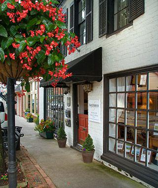 Lewisburg, West Virginia makes The South's Best Small Towns In Every State 2018
