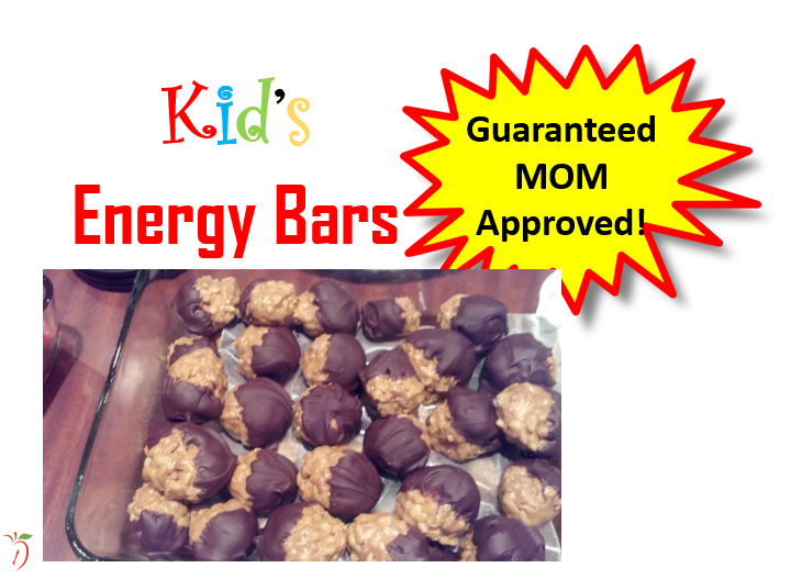 Kid's Energy Bars