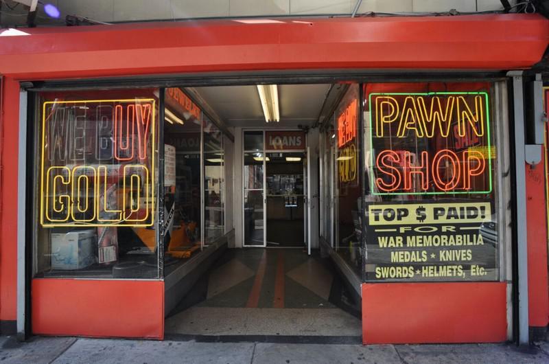 Philadelphia Pawn Shop - gold, jewelry, precious metals, memorabilia