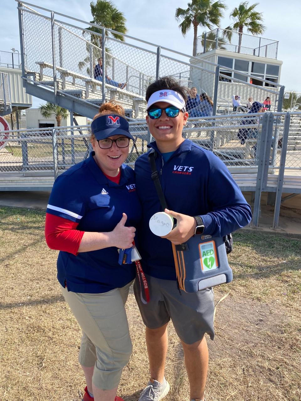 Week 2 - NATM 2020 Athletic Trainer Spotlight- Elizabeth Laird