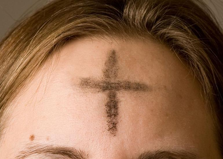 Ash Wednesday Without the Ash