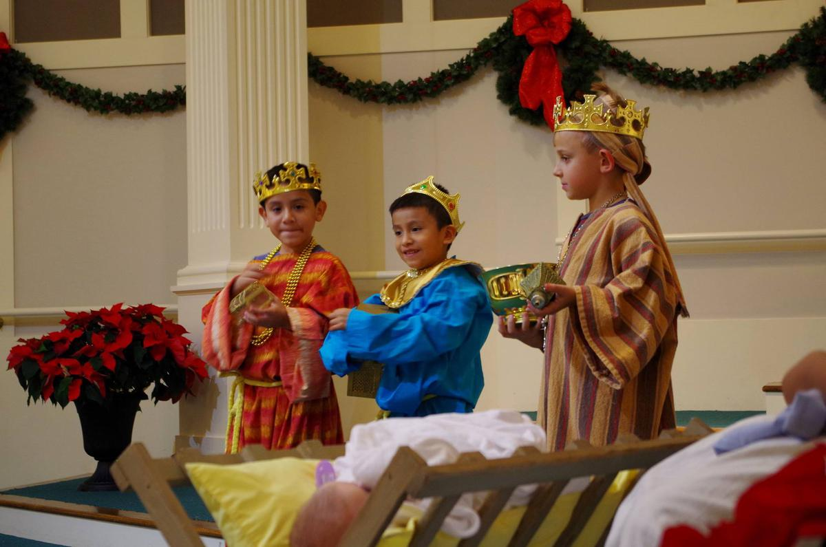 The Christmas Pageant: Our Unrehearsed Tradition