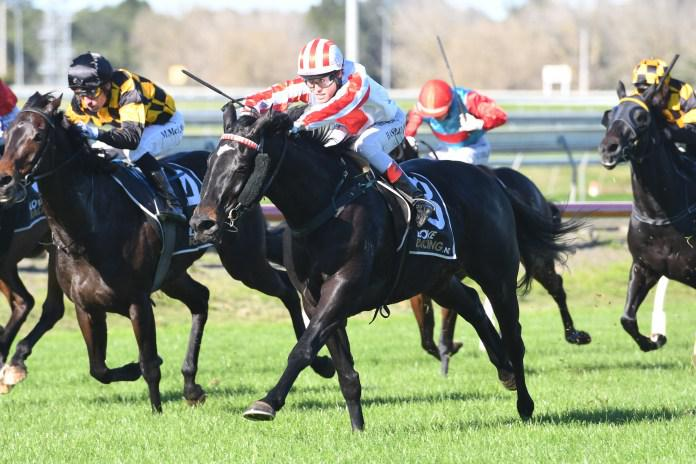 Agey Babe scores maiden win at Pukekohe
