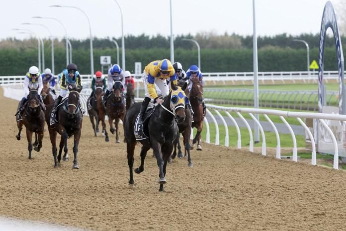Father-and-son combine to win inaugural polytrack race