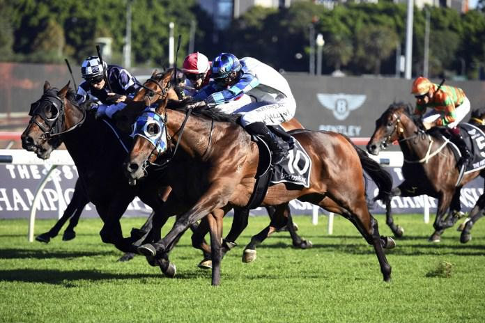 Two-Pronged Derby Assault For Maher And Eustace
