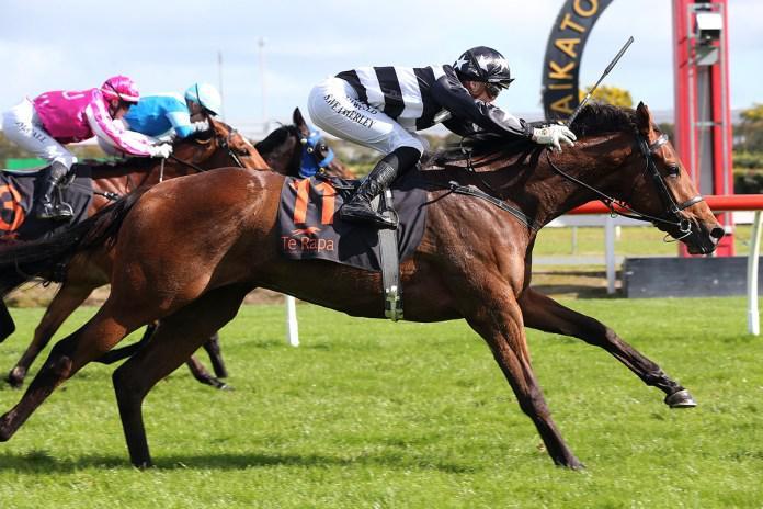 Wanganui Guineas next target for impressive Te Rapa winner