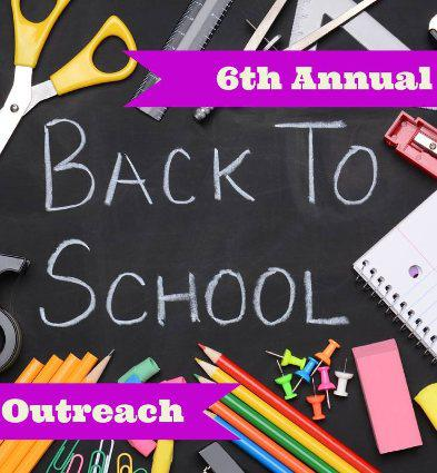 6th Annual Back to School Outreach