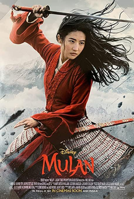 Drive In Movie | MULAN | September 11, 2020