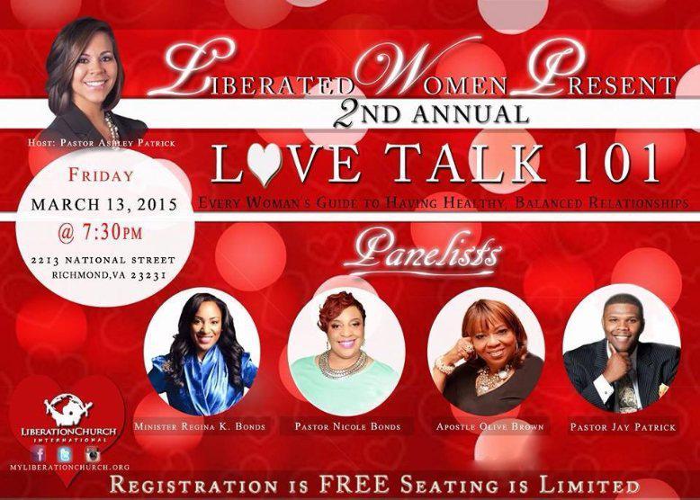 Love Talk 101 - Panel