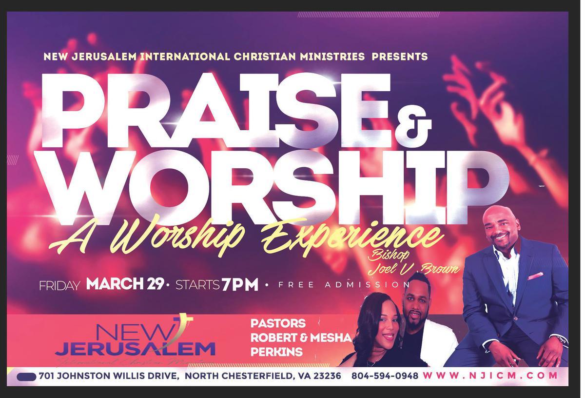 Praise & Worship Seminar