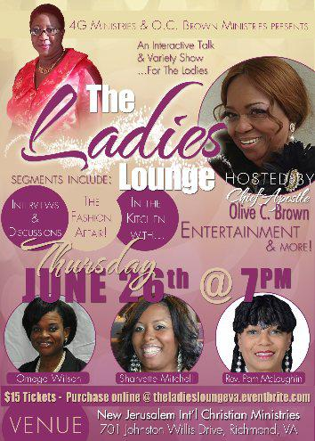 The Ladies Lounge -