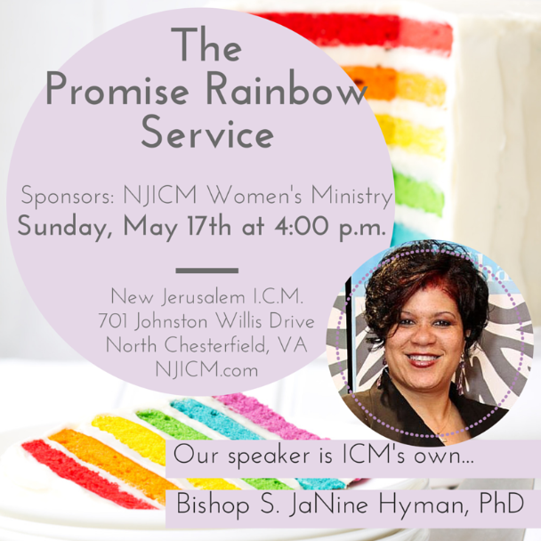 The Promise Rainbow Service