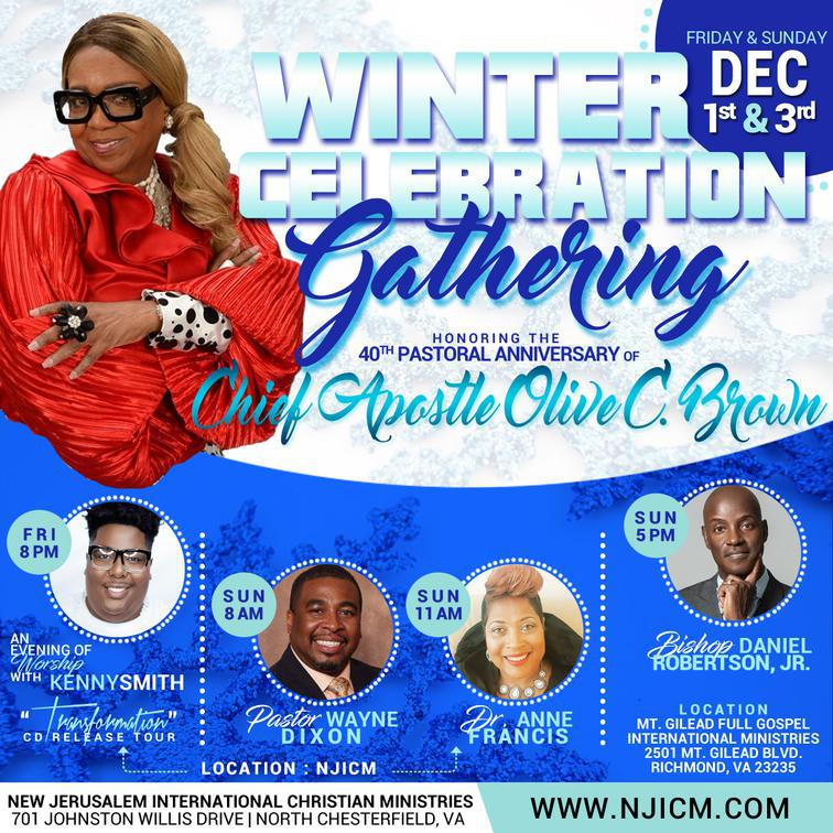 Winter Celebration Gathering 2017
