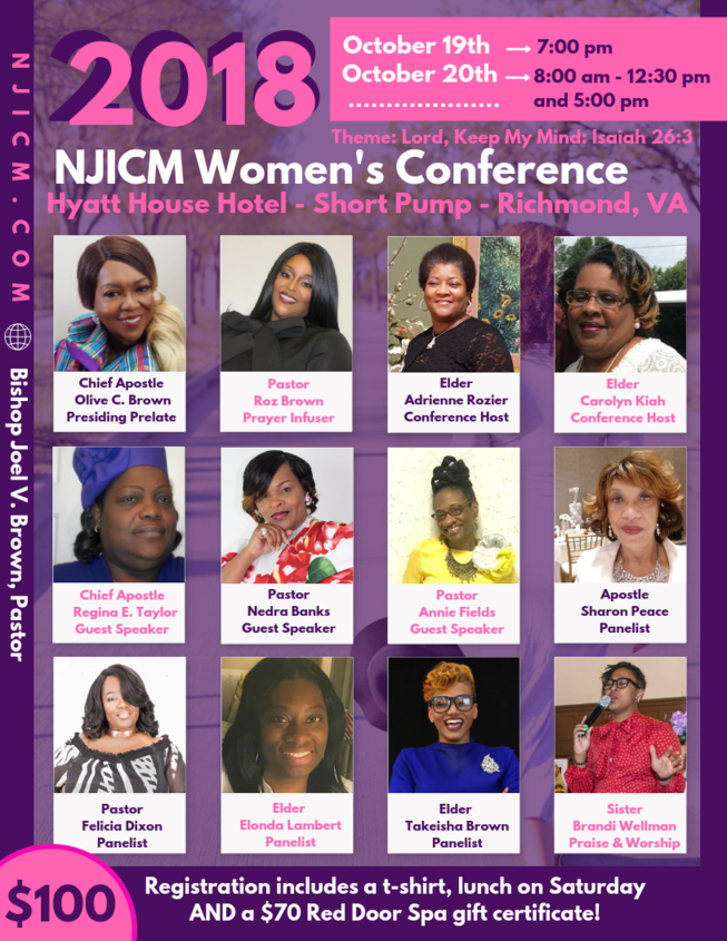 2018 Women's Conference