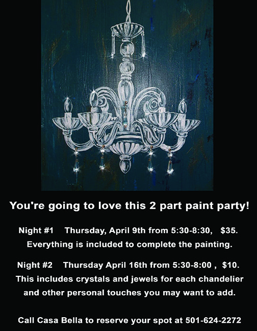 2 Part Paint Party