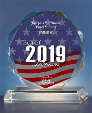2019 Best of Lebanon Award