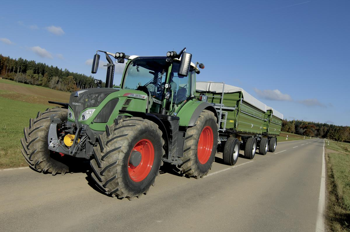 Fendt - The Perfectionist