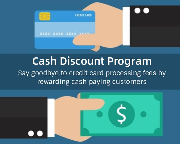 EDGE Cash Discount Program: Defeating Processing Fees and Providing Even More Value to Business Owners