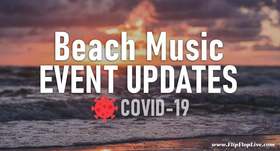 Beach Music Event Reminder