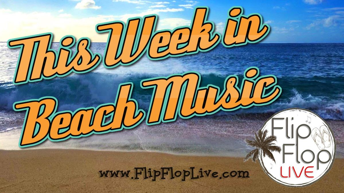 This Week in Beach Music - 11/5/2019