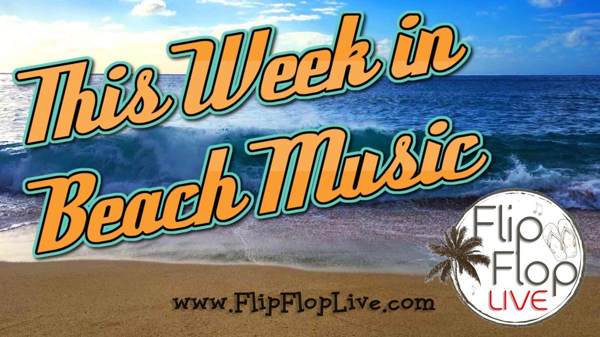 This Week in Beach Music - 11/5/2019