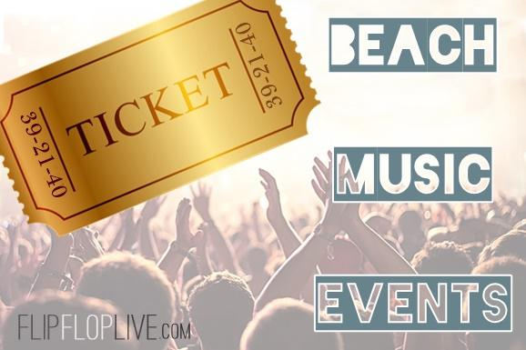 7th Annual Beach Fest Ticket Special