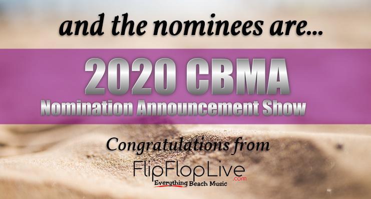 2020 CBMA Nominees