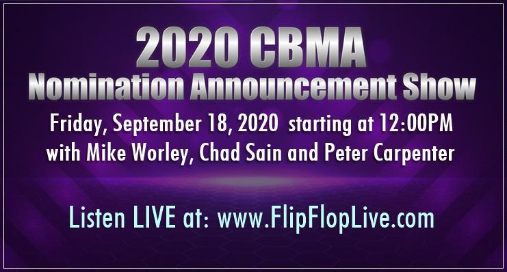 CBMA Nomination Show Stream