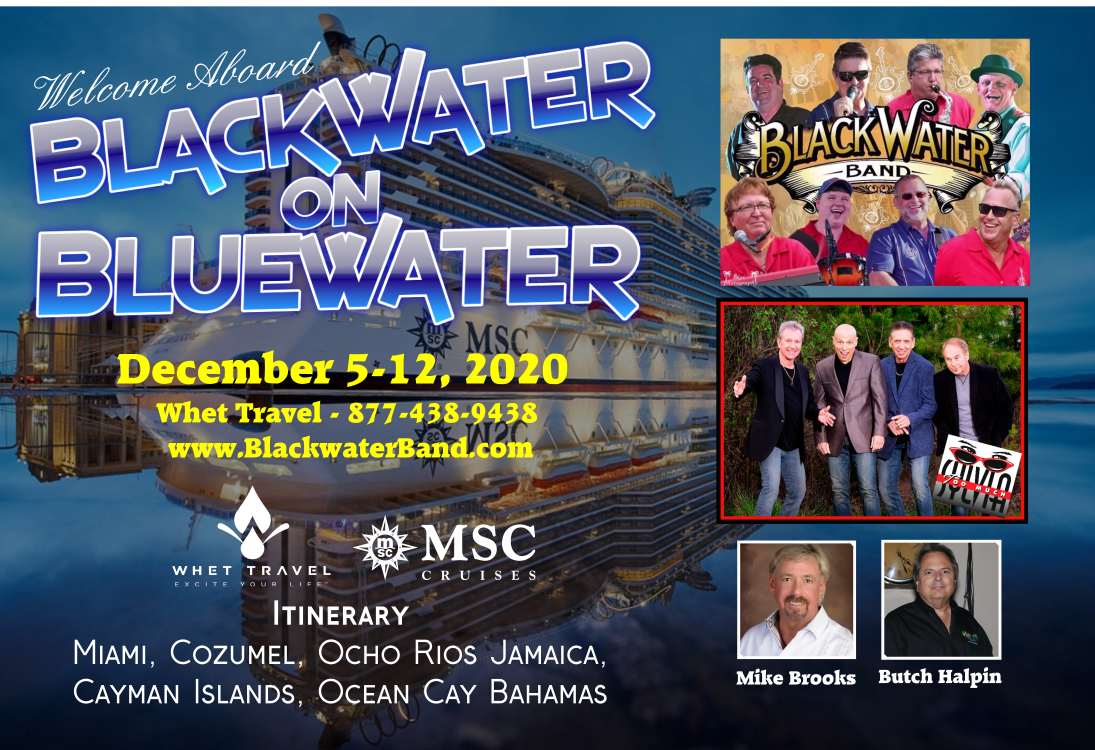 Blackwater on Bluewater Cruise