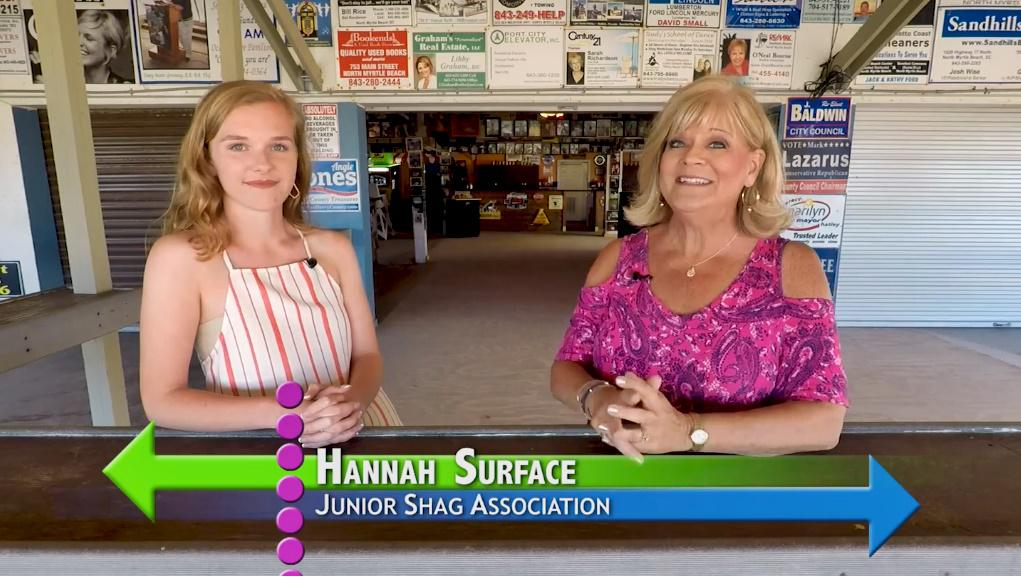 Junior Shag Association Interview