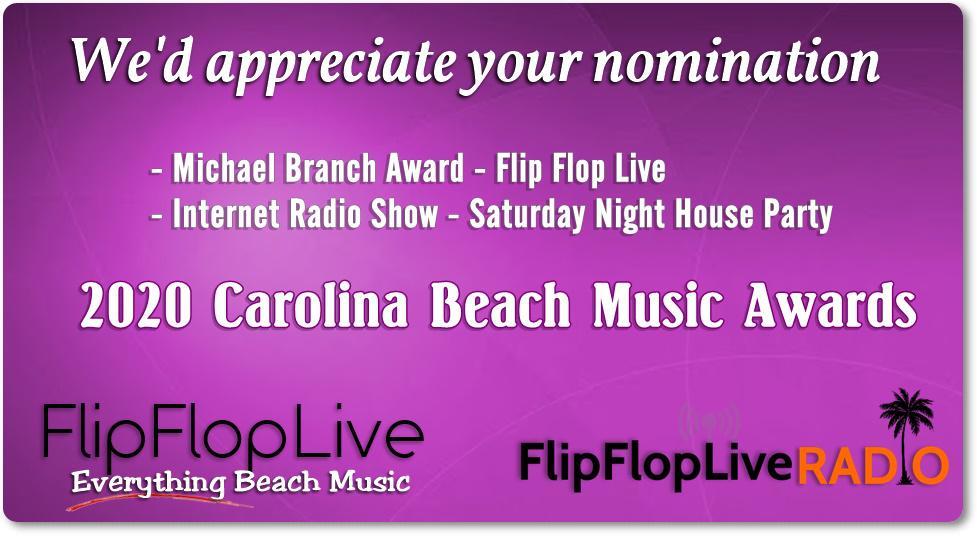 We'd Appreciate Your Nomination