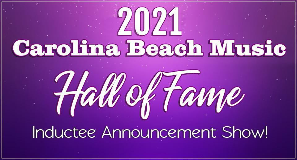 Carolina Beach Music HOF 2021