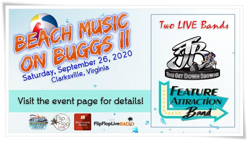 Beach Music on Buggs II