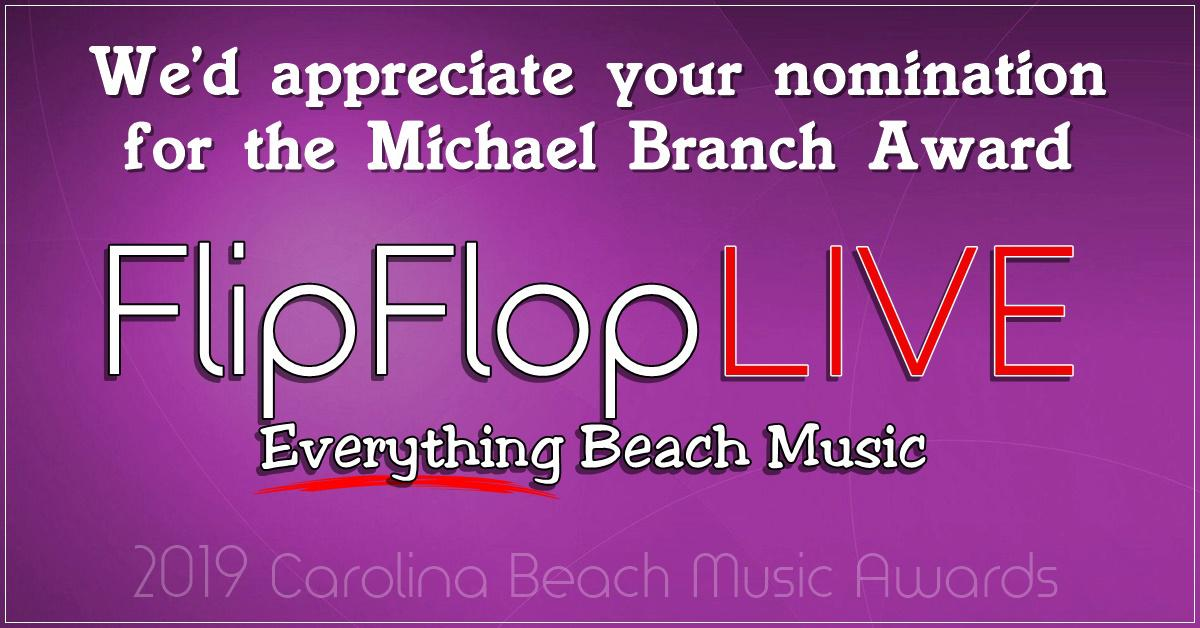 We'd Appreciate Your Nomination!