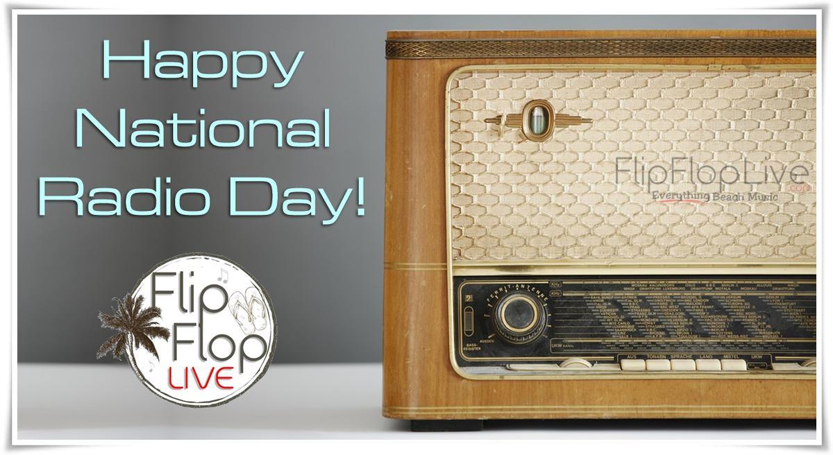 Happy National Radio Day