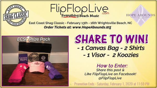 Win from ECSC and Flip Flop Live