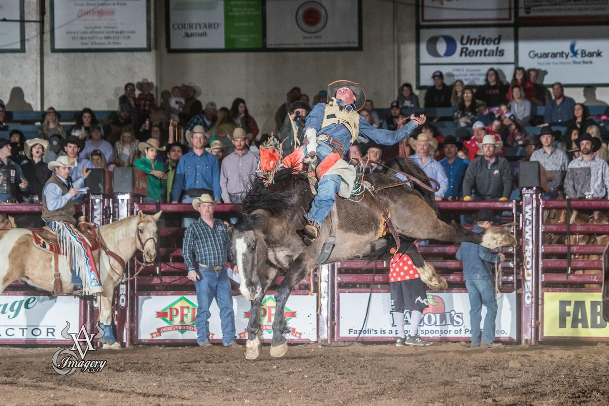 Ozark Empire PRCA Pro Rodeo Springfield, MO Growing an Unmatched Tradition