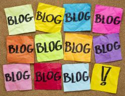 A Blogging Champ Talks