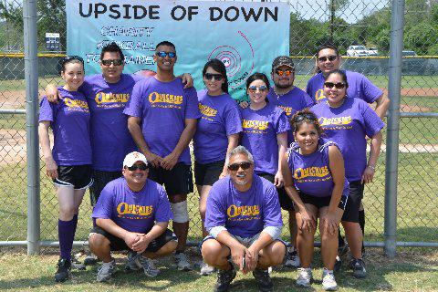 7th Annual Upside Of Down Charity Kickball Tournament