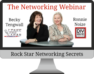 The Networking Webinar: Rock Star Networking Secrets