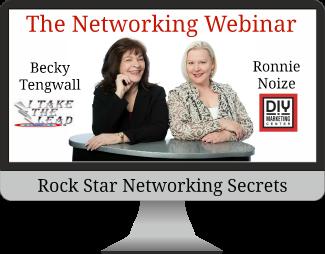 The Networking Webinar: Rock Star Networking Secrets