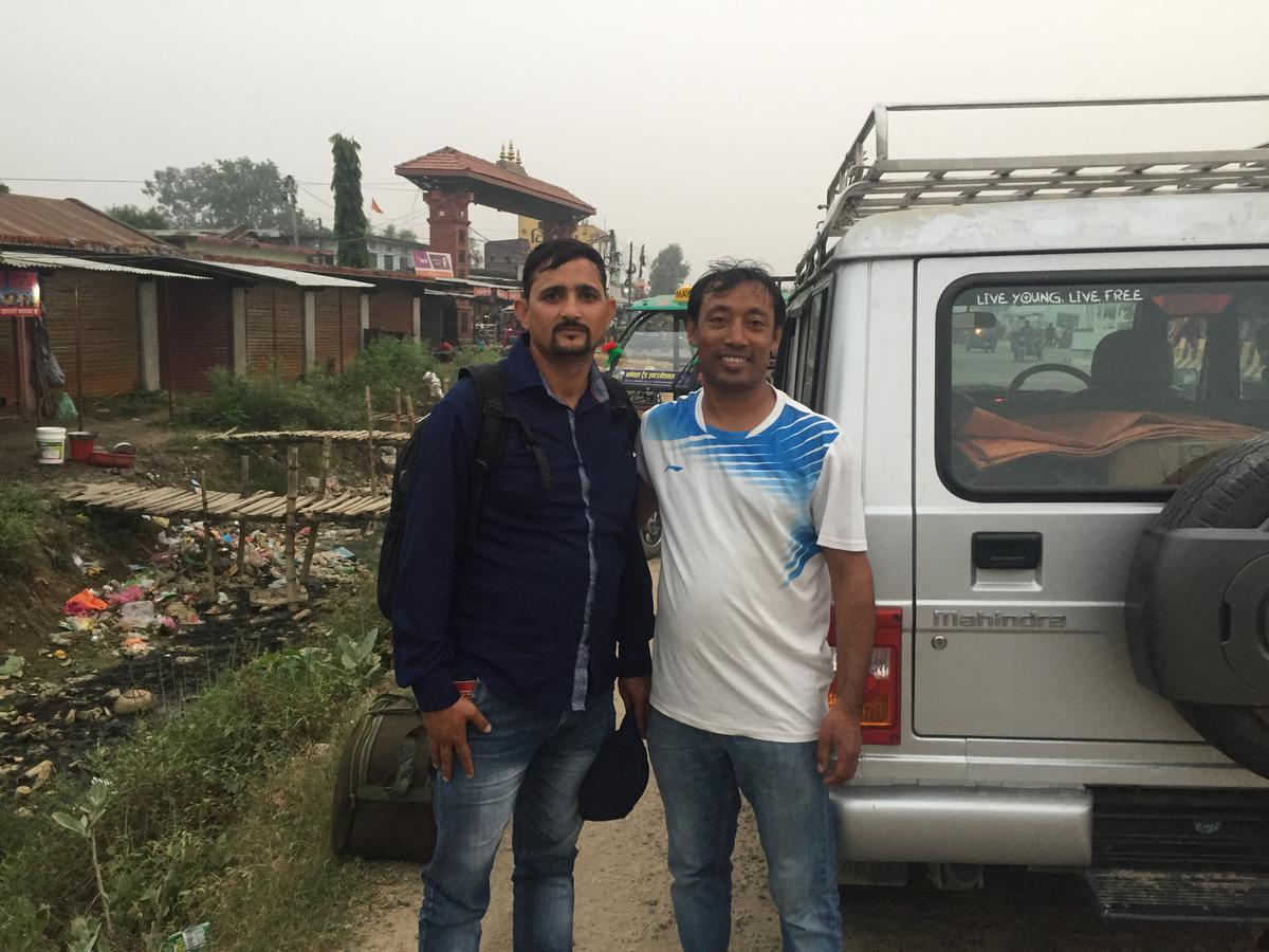 BK Shrestha update